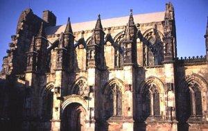 Discovering Scotland Melrose Abbey Rosslyn Chapel Of Da